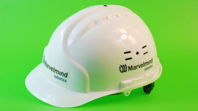 Marvelmind Helmet